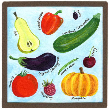 Fruit we eat