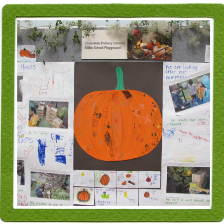 Activities to do with pumpkins